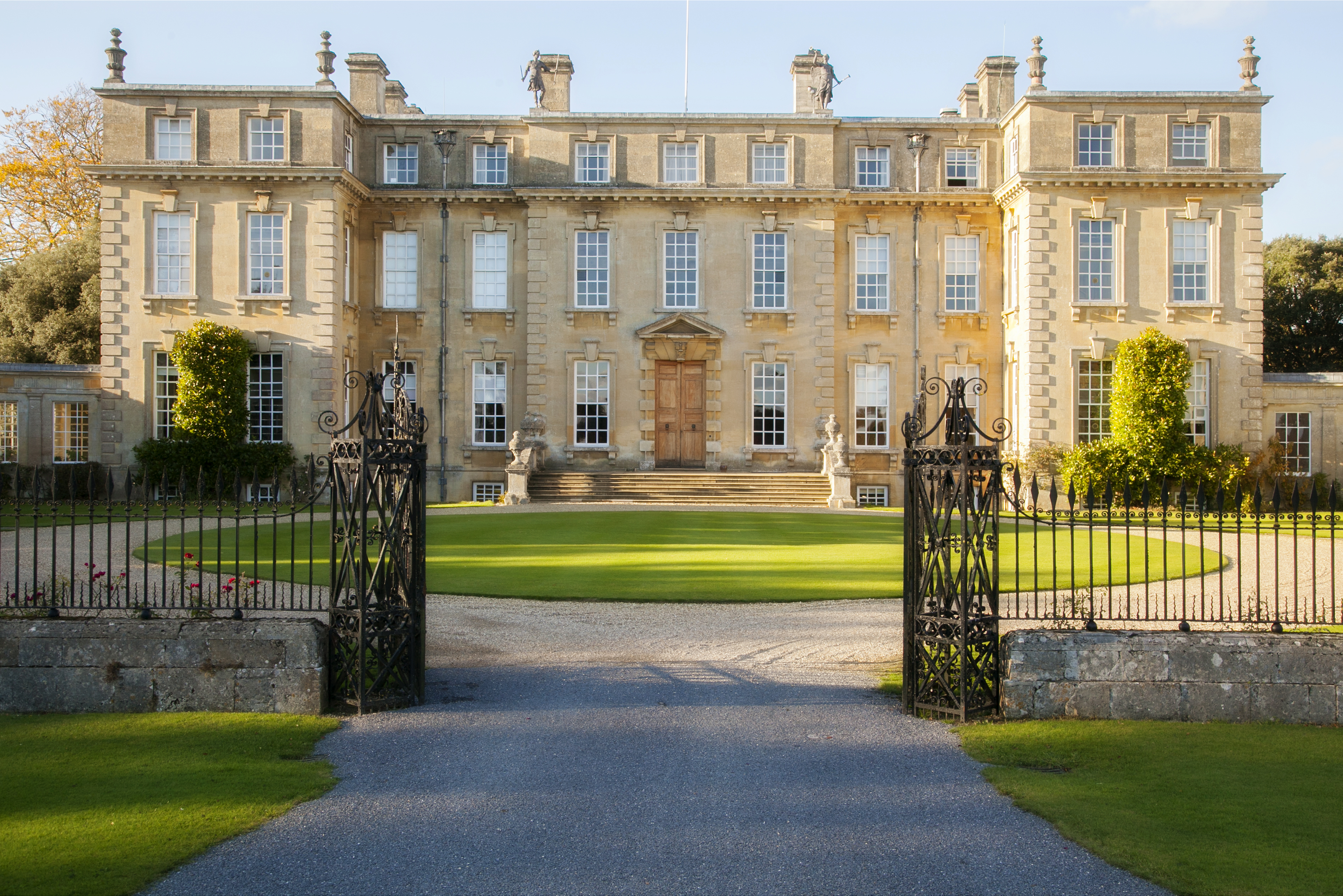 Ditchley Park, the mansion