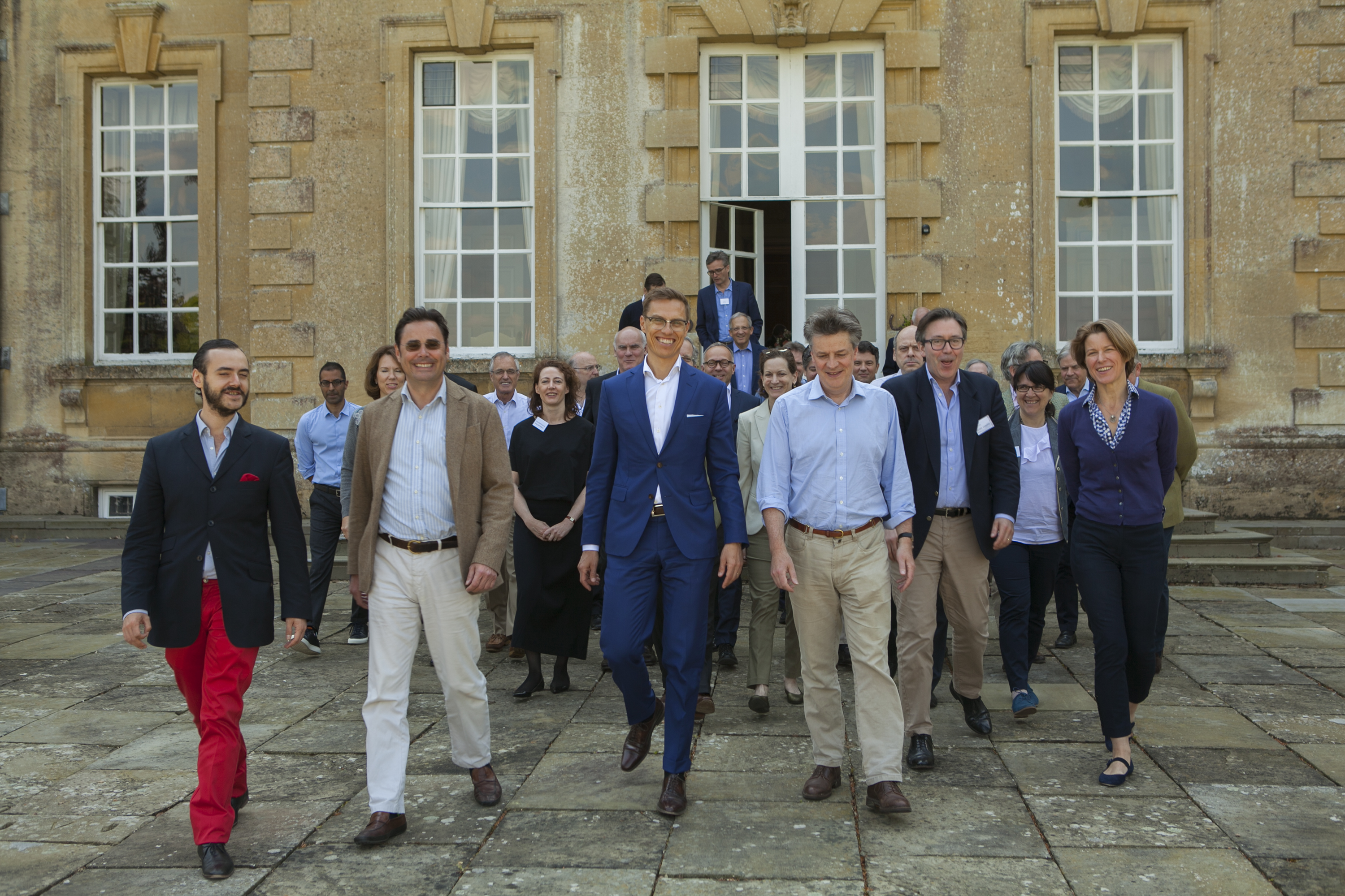 Ditchley Conference Guests